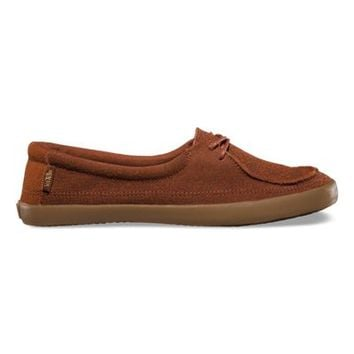 Vans Rata Lo (Surf Native brown patina)