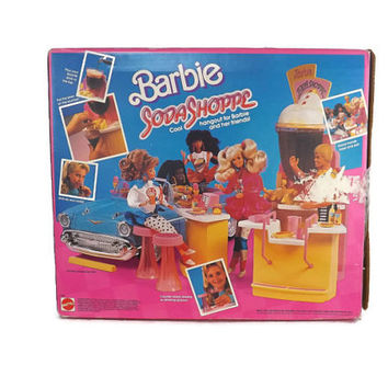 Barbie Soda Shoppe Vintage Barbie