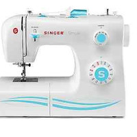Sewing Machine Singer Simple 23-Stitch 2263 Lightweight Beginner Compact
