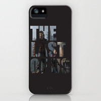 The Last Of Us iPhone & iPod Case by ChrisBiron