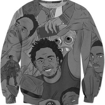Kendrick And Crew Sweatshirt