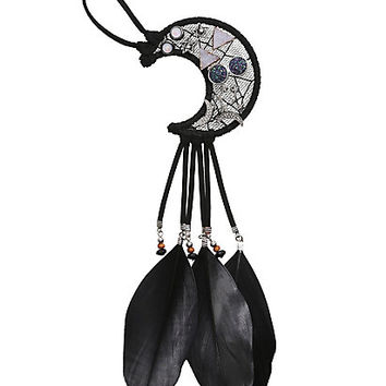 Celestial Earring Dreamcatcher Set