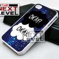 The Fault in Our Stars - iPhone 4/4s/5/5s/5c Case - Samsung Galaxy S2/S3/S4 Case - Black or White