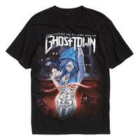 Ghost Town These Illusions Are My Latest Addiction T-Shirt