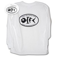 OIFC: Long Sleeve T's : : OIFC Custom Bonefish Long Sleeve Youth T-Shirt