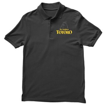 My Neighbor Totoro Polo Shirt