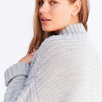 Silence + Noise Annie Turtleneck Sweater - Urban Outfitters