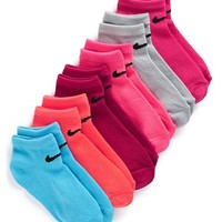 Girl's Nike No-Show Socks ,