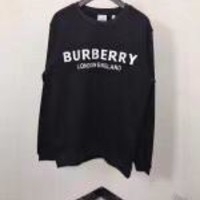 HCXX 19Aug 418 Burberry Cotton Printting Crew Neck Sweater