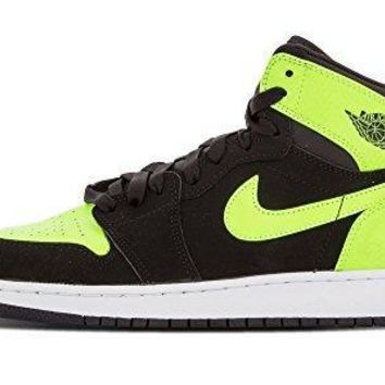 Girls' Jordan Air 1 Retro High GG Basketball Shoes - 332148 003 jordans shoes for gir