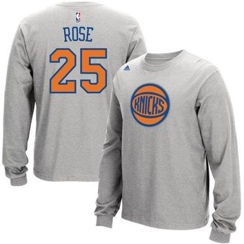 Derrick Rose - New York Knicks -- Player Sweatshirt