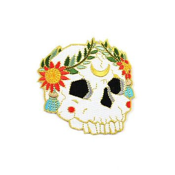 Dead Queen Skull Patch