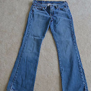 Sweet N Low Lucky Brand Jeans Women's Size 28 Denim Inseam 29""
