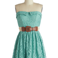 Dream de Menthe Dress | Mod Retro Vintage Dresses | ModCloth.com