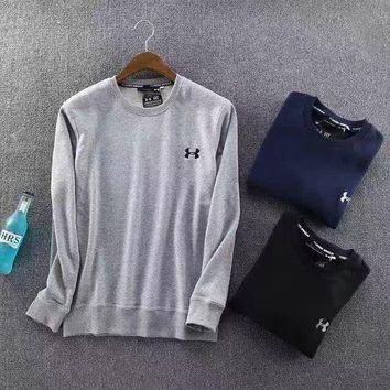 Under Armour Casual Sports Winter Knit Sweatshirt [103837401100]