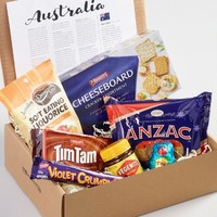 World Tastes Australia Gift Box