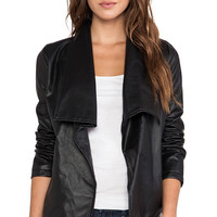 Jack by BB Dakota Ganley Jacket in Black