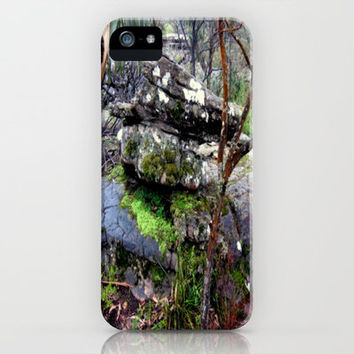 Volcanic Rock iPhone & iPod Case by Chris Chalk