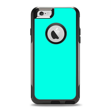 The Solid Mint V2 OtterBox Commuter Case Skin Set (Other Models Available!)
