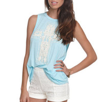 Kirra Cross Muscle Tank at PacSun.com