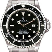 Rolex Sea Dweller Deepsea Mens Watch 16600