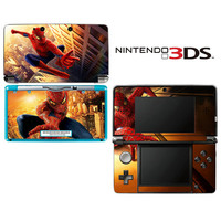 The Amazing Spiderman Decorative Decal Skin Cover for Nintendo 3Ds, 3Ds XL, DSi, DSi XL, DS Lite (SH05)