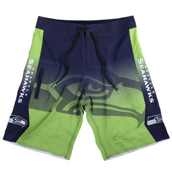 Seattle Seahawks Official NFL Board Shorts