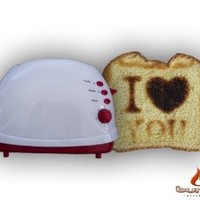 I Love You Toasters (Red)