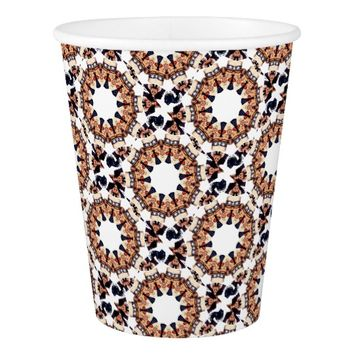 Uncle Sam Pointing Finger Kaleidoscope Paper Cup