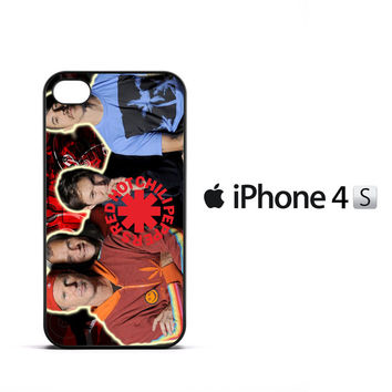 red hot chili peppers Z2358 iPhone 4 | 4S Case