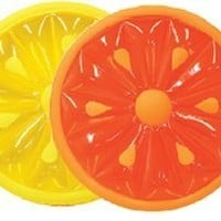 NEW Giant 9054 Swimming Pool Fruit Slice Float Fun Island Lime Lemon Orange