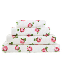 View All | Button Rose Bath Towel | CathKidston