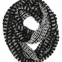 David & Young Two-Tone Infinity Scarf (Juniors) (Online Only) | Nordstrom