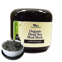 Organic Dead Sea Mud Mask - Exfoliate & Rejuvenate