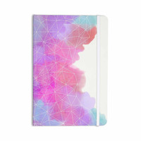 "Cafelab ""Spring Shadows"" Purple Pastel Everything Notebook"