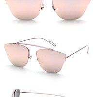 No Role Modelz Sunglasses | Rose Gold