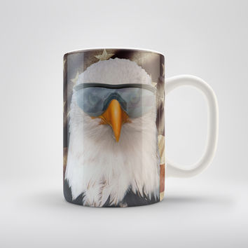 Drink Freedom Piss Excellence Coffee Mug