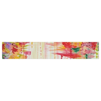 "Ebi Emporium ""Stormy Moods"" Table Runner"