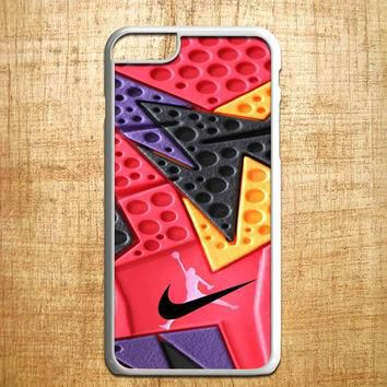 retro raptors 7 air jordan nike new design for iphone 4/4s/5/5s/5c/6/6+, Samsung S3/S4