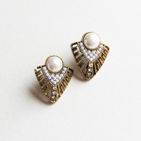 Classic Tribal Earrings