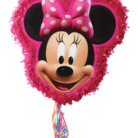 "Disney Minnie Mouse 18"" Pull String Pinata"