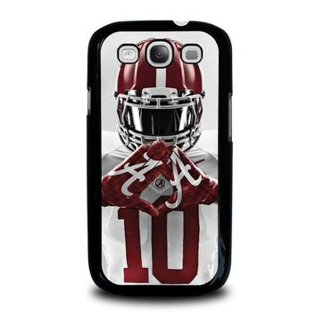 alabama tide bama football samsung galaxy s3 case cover  number 1