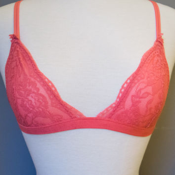 Pretty Little Bralette Rose