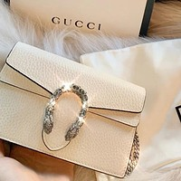 Gucci New Vintage Lady Pure Bacchus Crossbody Bag