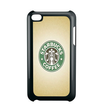 Vintage Starbucks Logo iPod Touch 4 iPod Touch 5 iPod Touch 6 Case