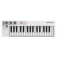 Arturia: KeyStep Portable Keyboard + Step Sequencer