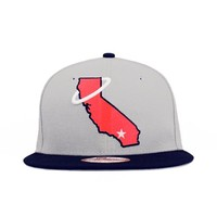 California Angels Gray, Navy, White, Solar Red 9fifty 950 New Era