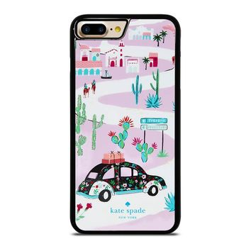 KATE SPADE NEW YORK ROAD TRIP iPhone 7 Plus Case Cover
