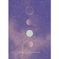 Moon Journal Book | All | Oliver Bonas