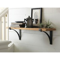 Decorative Wall Shelf in Chocolate - Threshold™
